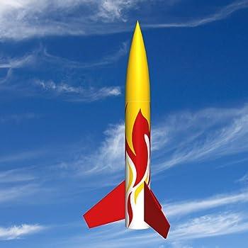 """Madcow Rocketry 1.6"""" Fiberglass Mini Squat Rocket Kit"""