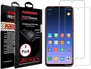 Margoun 2 Pack for Xiaomi Redmi Note 7 (6.3 INCH) Screen Protector