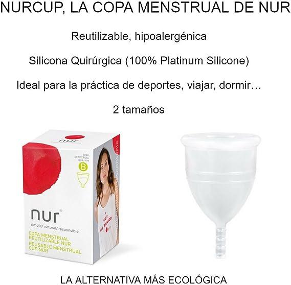 Copa menstrual (L-Grande): Amazon.es: Salud y cuidado personal