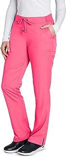 Grey's Anatomy 4277 Women's Modern Fit 6-Pocket Tie Front...