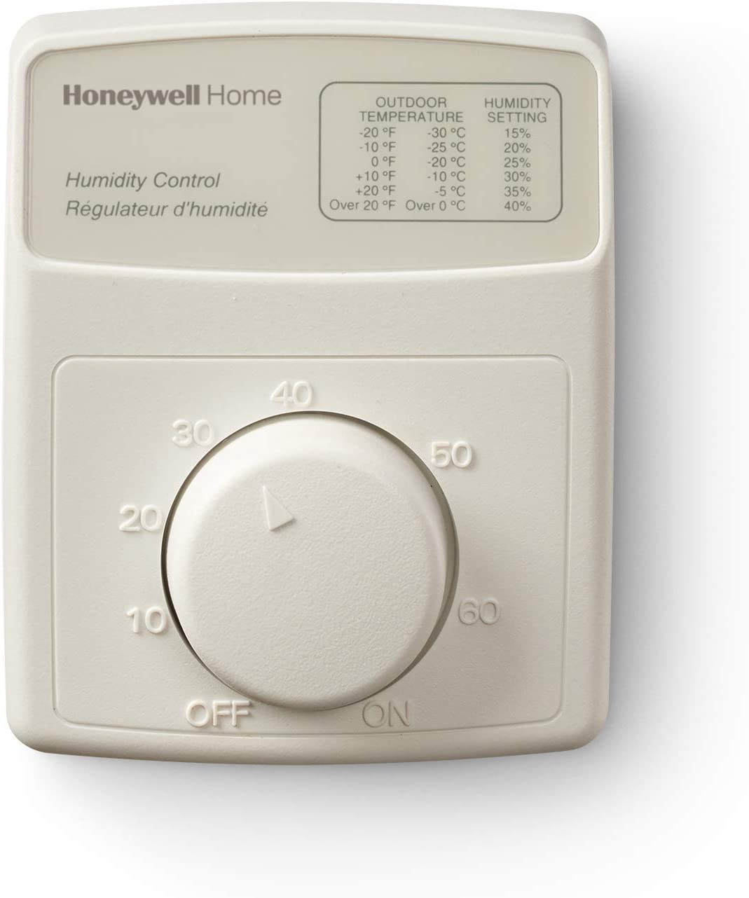 Honeywell Home Limited time Sales of SALE items from new works cheap sale H8908B House Humidistat Whole