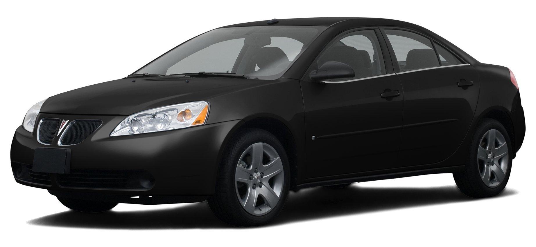 2008 Pontiac G6 1SV Value Leader 4 Door Sedan Hyundai Sonata