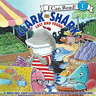 Clark the Shark: Lost and Found cover art