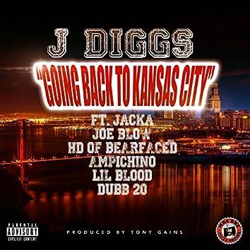 Going Back to Kansas City (feat. The Jacka, Joe Blow, Hd, Ampichino, Lil Blood & Dubb 20)