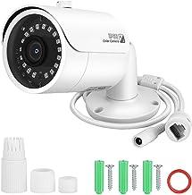 【𝐒𝐩𝐫𝐢𝐧𝐠 𝐒𝐚𝐥𝐞 𝐆𝐢𝐟𝐭】 IP Network Camera, Night Looking IR H.265+ 4.0MP Network Camera, Camera IP Homes for Busi...