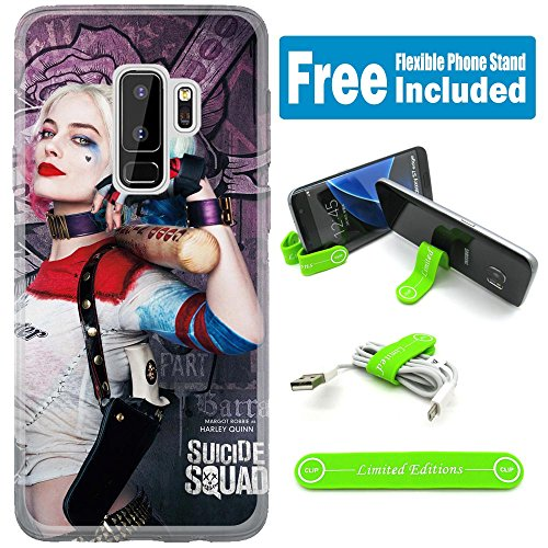 61cz7VMU1EL Harley Quinn Phone Case Galaxy s9 plus