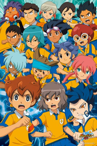 ensky Raimon battle-500-L134, Which multiplied by The Football Inazuma Eleven GO 500 Large Piece Real (Japan Import)