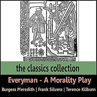 Everyman audiobook cover art