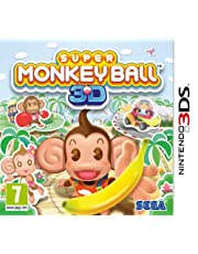NINTENDO 3DS SUPER MONKEYBALL 3D