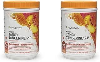 beyond tangy tangerine 2.0 citrus peach fusion