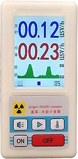 プロのガイガーカウンター核放射線検出器個人線量計大理石検出器核放射線メーターベータガンマX線データ大理石テスター鉱石ガンマ線ウランモニター