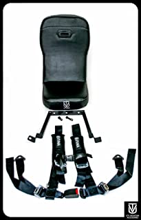 Teryx Front Bump Seat with 4-Point Harness | Center Seat | Middle Seat | Kid Seat | Hump Seat | Little Seat