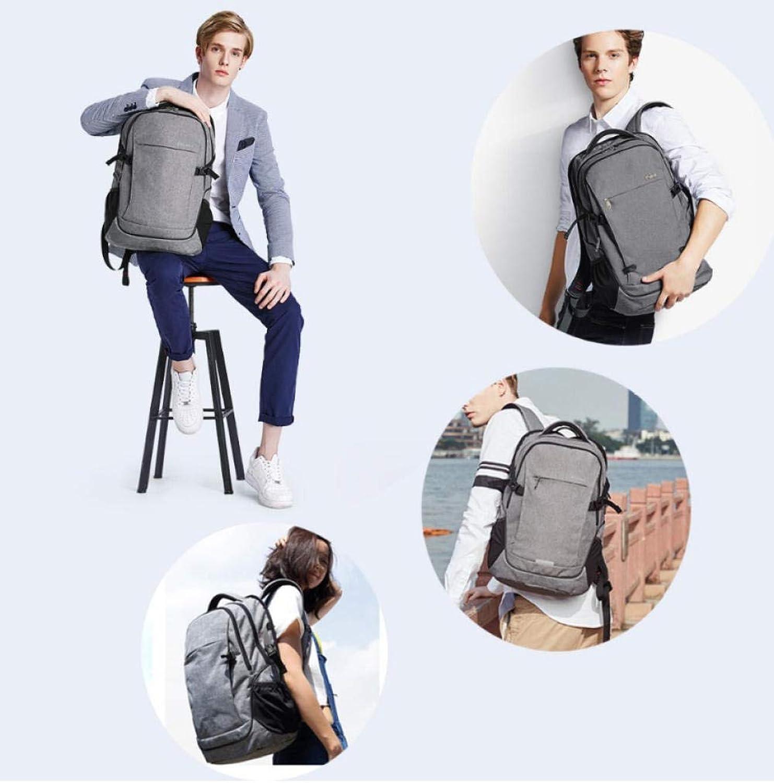Herren Laptop Rucksack Design Mode Reise Rucksack Tasche Teenager Boy Umhngetasche wasserdicht