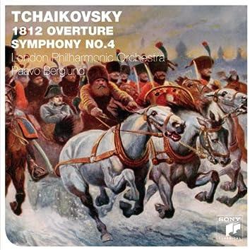 Tchaikovsky: 1812 Overture / Symphony No.4