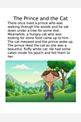The Prince and the Cat Kindle Edition