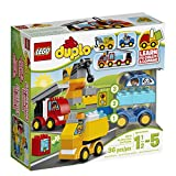 LEGO DUPLO 10816 My First Cars and Trucks Educational Preschool Toy Building Blocks For Your Toddler by LEGO