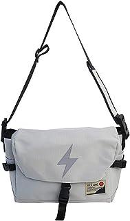 Adlereyire Mochila Bandolera Moda Ligero Sling Bag Casual Portatil Bolsa de Pecho Multifunción Bandoleras Cruzada Ideal fo...