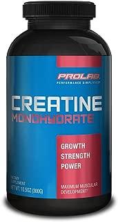 PROLAB Creatine Monohydrate Powder, 300 Grams
