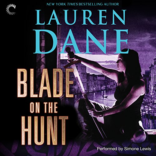 Blade on the Hunt cover art