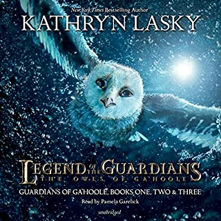 Legend of the Guardians: The Owls of Ga'Hoole cover art