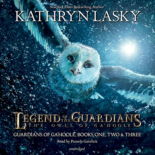 Legend of the Guardians: The Owls of Ga'Hoole audiobook cover art