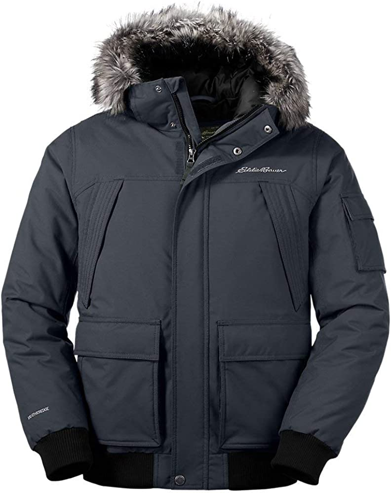 Eddie Ranking integrated 1st place Bauer Men's Ranking TOP3 Superior Jacket Bomber Down
