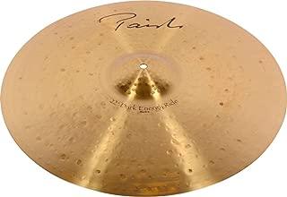 Paiste 22 Inches Signature Dark Energy Ride Mk II Cymbal