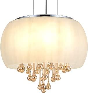 Best white bedroom chandelier Reviews