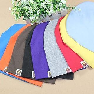 Tivollyff Unisex Fashion Cute Style Little Hat Knitted Cap Winter Head Wear Crochet Cap Double Layer Hats for Children Boy...