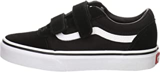 Vans Ward V-Velcro Suede, Baskets Mixte