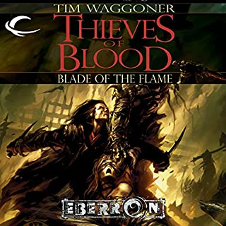 Thieves of Blood audiobook cover art