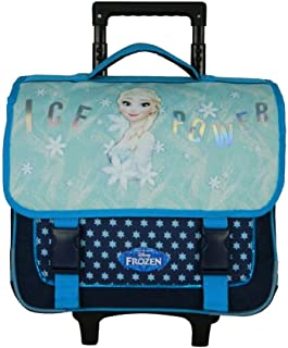 Fabrizio Kindertrolley Lizenzen Bagage Enfant 14 liters Bleu Petrol 43 cm