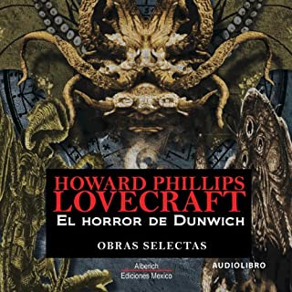 El horror de Dunwich [The Dunwich Horror] cover art
