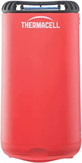 Thermacell Patio Shield Mosquito Repellent, Fiesta Red; Easy to Use, Highly Effective;..