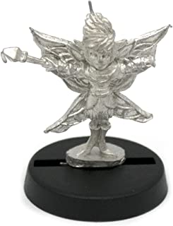 Stonehaven Pixie Mage Miniature Figure (for 28mm Scale Table Top War Games) - Made in USA