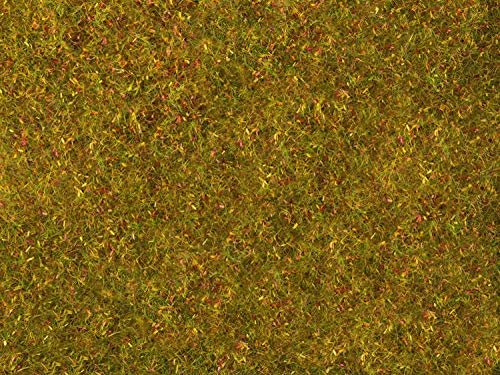 Noch Wiesen-Foliage, gelb-grün, 20 x 23 cm