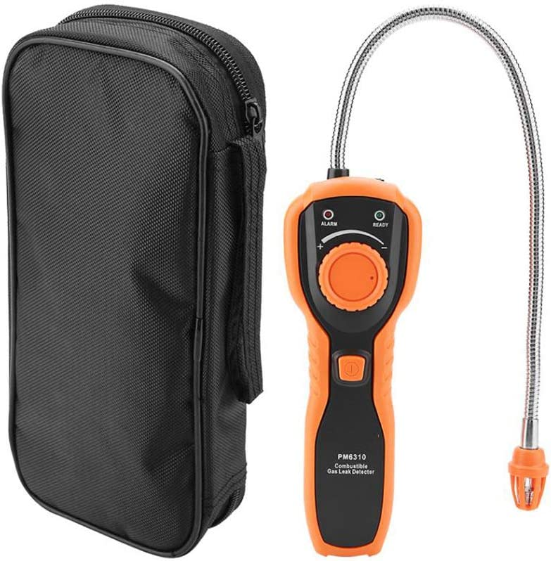 QWERTOUY Portable Max 60% OFF Gas Special price Leak Detector High Combust Accuracy PM6310