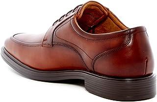 حذاء رجالي من قماش أوكسفورد كاجوال برباط من الجلد ماركة Pinnacle moc ox مقاس 12. 0