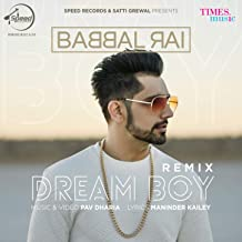 Dream Boy (Remix) - Single