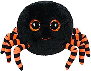 TY Beanie Boo Plush - Crawly the Spider (Black) by Ty Inc.