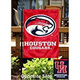 Houston Cougars Garden Flag and Yard Banner