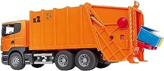 bruder 3560 scania r series garbage truck