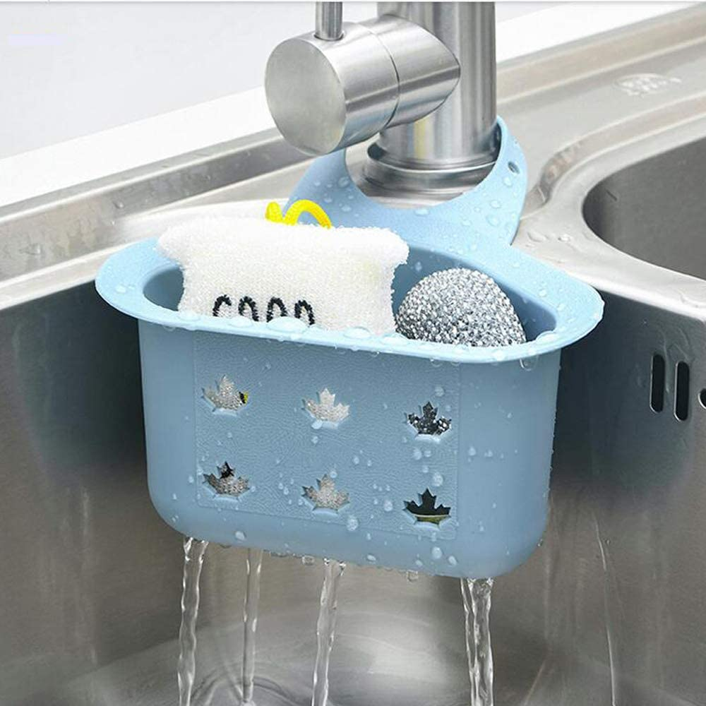 TuuTyss Flexible Hanging Sales for sale Sponge Holder Kitch for Sink Caddy Sale SALE% OFF