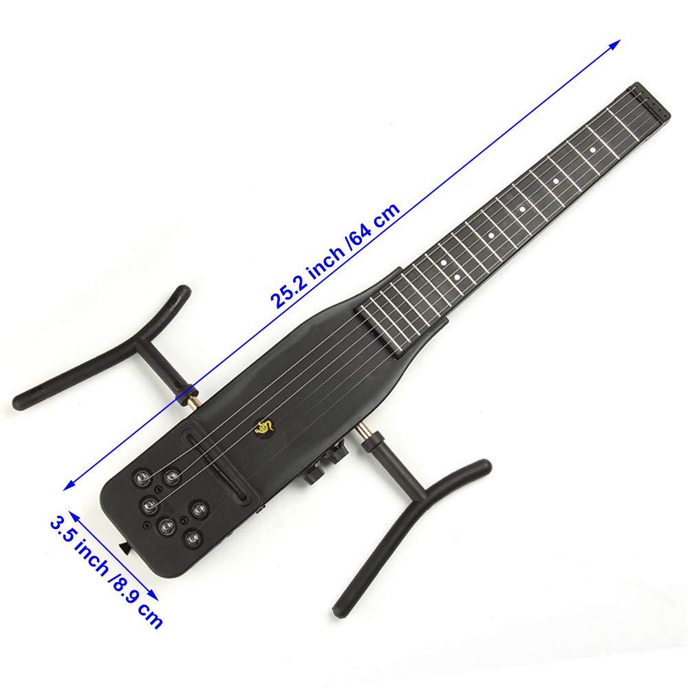 ZXX. Guitarra eléctrica silenciosa, Guitarra acústica eléctrica ...