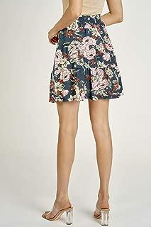 Valleygirl Tiered Mini Skirt (325375)