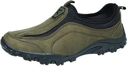 LuckyGirls Zapatillas de Senderismo Ligero Casual Calzado de Deporte Planos Transpirables Zapatos Sin Cordones Bambas de Las Hombre