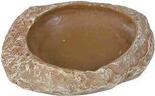 Trixie 76184 water- en voederschaal, 6 x 1,5 x 4,5 cm, beige