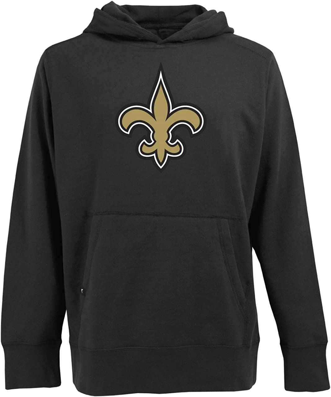 NFL Men's New SEAL limited product Orleans Saints Sweatshirt Ranking TOP14 Signature Black Hooded