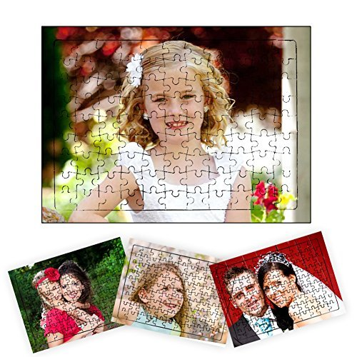 Open Shed 4 Sizes To Choose From Custom Free Shipping Add Text Personalized Cardboard Puzzle With Decorative Tin