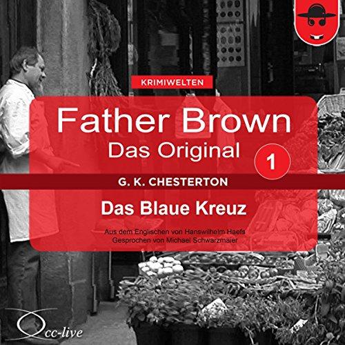 Das blaue Kreuz Titelbild